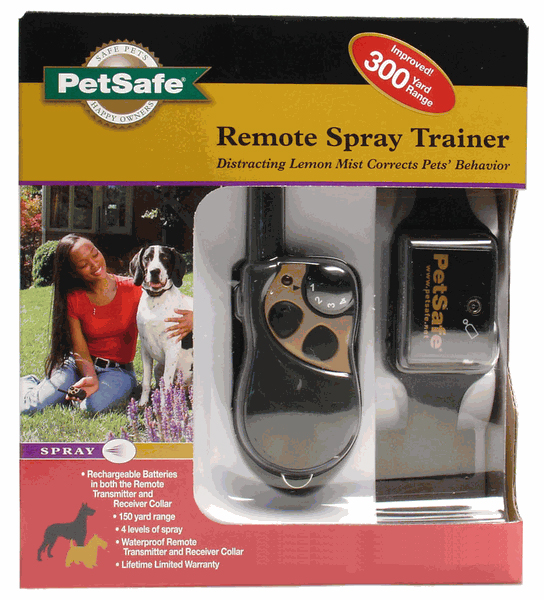 petsafe yard and park remote trainer manual