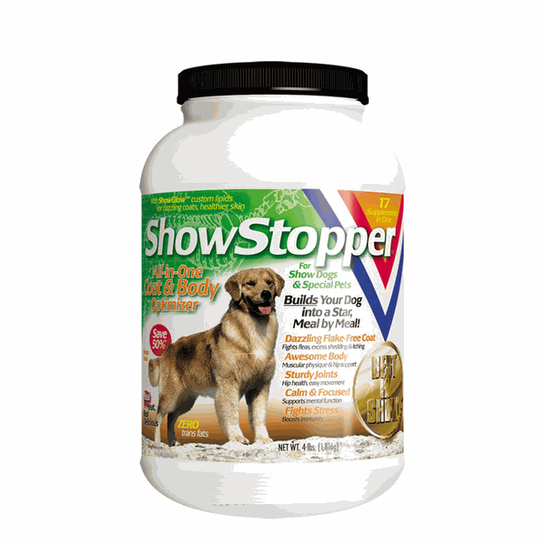 Animal Naturals K9 Show Stopper For Dogs 4 Lbs Ebay