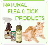 Natural Flea & Tick Products