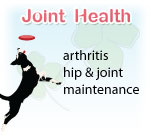 Pet Arthritis, pet joint supplements