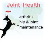 Pet Arthritis, pet joint supplements