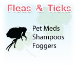 Fleas and Ticks, Advantage, Frontline, Frontline plus
