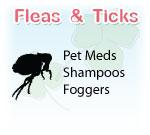 Fleas and Ticks, Advantage, Frontline, Frontline plus